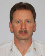 Aaron Eveatt, Rural Fire Chief